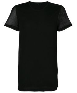 Unconditional | Sheer Sleeves T-Shirt Men Xs