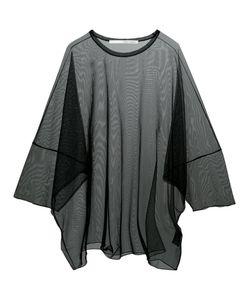 Isabel Benenato | Sheer Loose T-Shirt