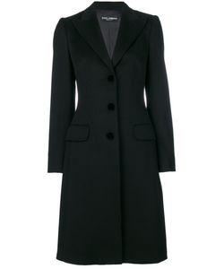 Dolce & Gabbana | Классическое Однобортное Пальто