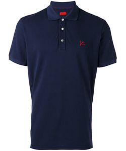 Isaia | Embroidered Polo Shirt Xxl