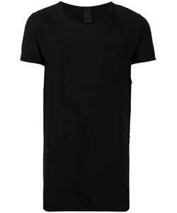 10Sei0Otto | Snagged Round Neck T-Shirt