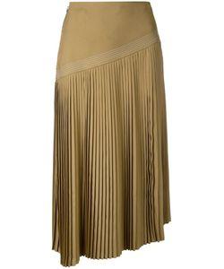Nehera | Pleated Skirt 36 Polyester/Cupro
