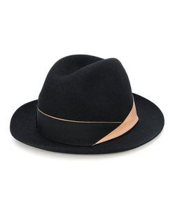 Borsalino | Шляпа-Федора С Лентой