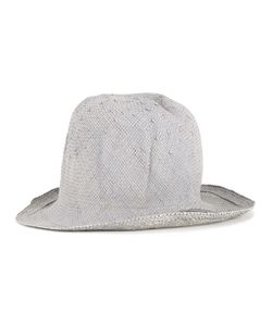Reinhard Plank | Crumble Hat Small Straw