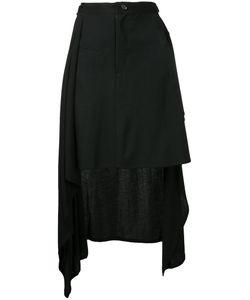 Yohji Yamamoto | Asymmetric Skirt 1