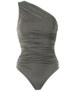 Brigitte | One Shoulder Swimsuit Medium Polyamide/Spandex/Elastane