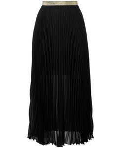 Roberto Cavalli | Pleated Skirt 40 Silk