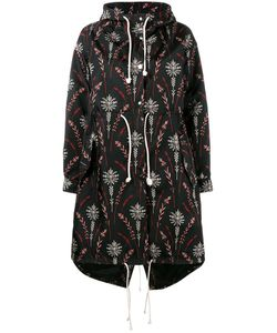 Creatures of the Wind | Printed Nylon Parka 4