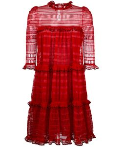 Alexander McQueen | A-Line Mini Dress