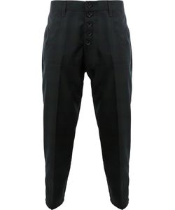 Christopher Nemeth | Cropped Tailored Trousers Size Medium