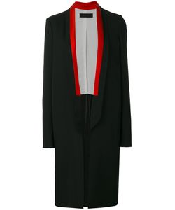Haider Ackermann | Long Tuxedo Coat
