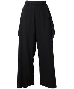MOOHONG | Wide Leg Trousers 40 Rayon/Acetate
