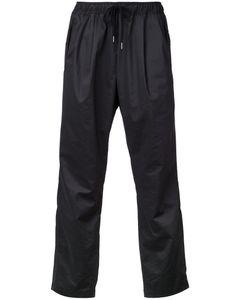 Factotum | Drawstring Track Pants 46 Polyester/Polyurethane