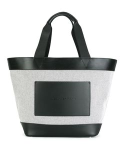 Alexander Wang | Logo Embossed Tote Cotton/Leather