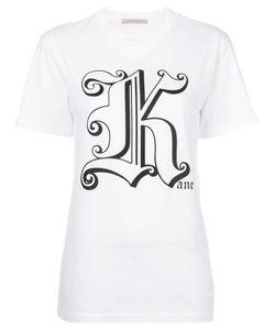 Christopher Kane | Футболка Gothic K