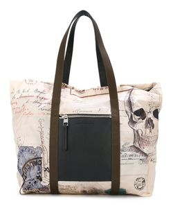 Alexander McQueen | India Print Shopping Tote