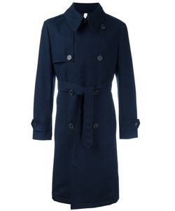 Ami Alexandre Mattiussi | Trench Coat Large Virgin Wool/Viscose
