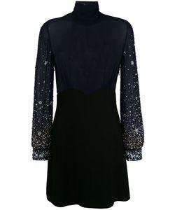 Miu Miu | Embroidered Sleeve Dress Size 40