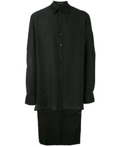 Heikki Salonen | Рубашка С Асимметричным Подолом