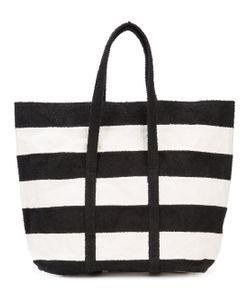 Zilla | Striped Shopper Bag