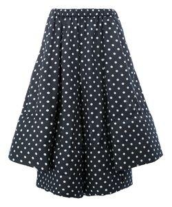 Comme Des Garcons | Comme Des Garçons Polka Dot Full Skirt
