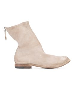 Sartori Gold | Rear Zip Ankle Boots