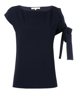 Helmut Lang | Tie Sleeve Top Size Medium