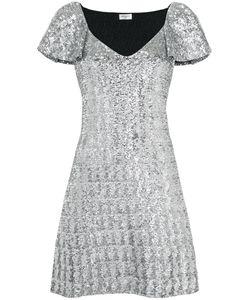Saint Laurent | Short Shift Dress Xs Polyester