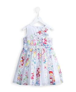 Simonetta | Pleated Dress 6 Yrs