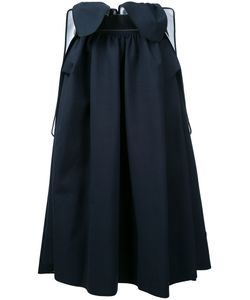 MATICEVSKI | Pleated Midi Skirt