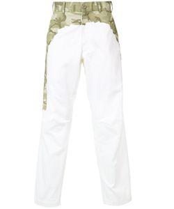 Comme Des Garcons | Comme Des Garçons Shirt Camouflage Waist Trousers