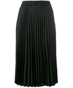 P.A.R.O.S.H. | Mid-Length Pleated Skirt Medium Polyester