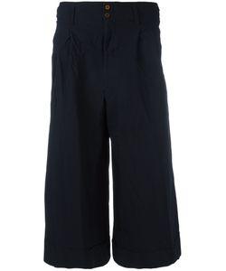 Comme Des Garcons | Comme Des Garçons Wide Leg Cropped Pants