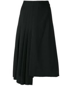 Golden Goose | Deluxe Brand Plissé Skirt Silk/Acetate/Virgin