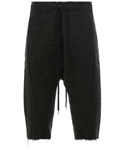 INDIVIDUAL SENTIMENTS | Drawstring Cropped Trousers Men