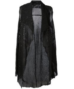 SALVATORE SANTORO | Perforated Sleeveless Coat