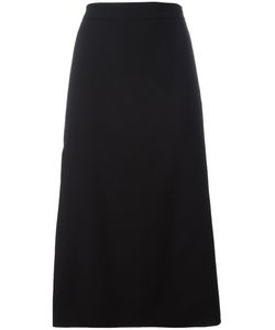 Lanvin | A-Line Side Slit Skirt Size 36