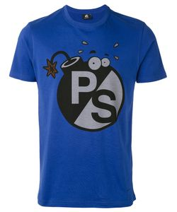 PS PAUL SMITH | Ps By Paul Smith Bomb Print T-Shirt