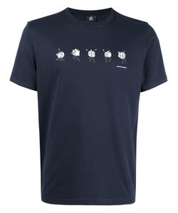 PS PAUL SMITH | Ps By Paul Smith Dice Motif T-Shirt