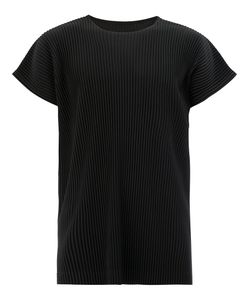HOMME PLISSE ISSEY MIYAKE | Homme Plissé Issey Miyake Pleated T-Shirt 2 Polyester