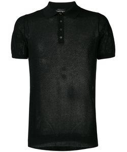 Roberto Collina   Net Polo Shirt Size 50