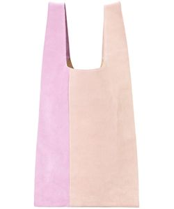 Hayward | Shopper Tote Calf Suede