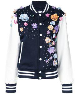 Night Market | Embellishment Bomber Jacket Xs Polyester/Cotton
