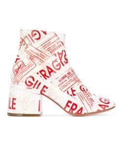 MM6 by Maison Margiela | Ботинки Fragile