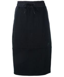 Nike | Midi Skirt Large Cotton/Polyester/Nylon