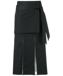 GIULIANA ROMANNO | Panelled Skirt Size 40