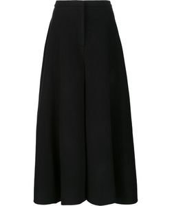 XIAO LI | Palazzo Pants Medium Wool Felt