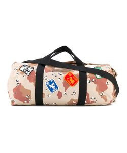 PALM ANGELS   Camouflage Holdall
