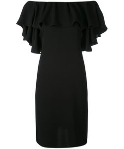 P.A.R.O.S.H. | P.A.R.O.S.H. Off The Shoulder Mini Dress