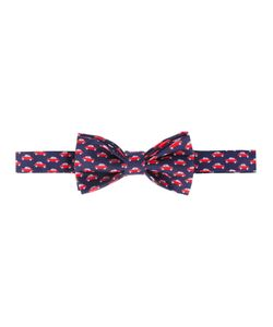 Fefè | Car Print Bow Tie